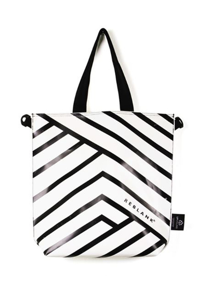 TYPO CROSS&SHOPPER BAG_LINES