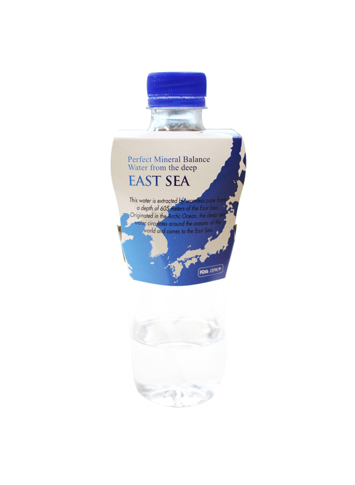 EAST SEA Pure water