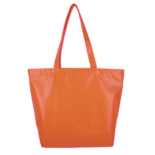 Primary Color Tarpaulin Bag (orange)