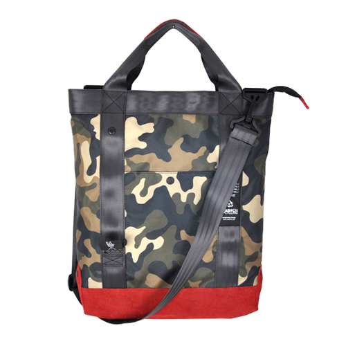 Camouflage120 tote&cross bag